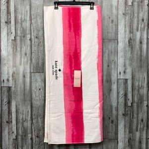 NWT Kate Spade beach towel